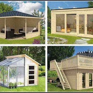 luxus gartenhaus pavillon gartenhaus house und dekor. Black Bedroom Furniture Sets. Home Design Ideas