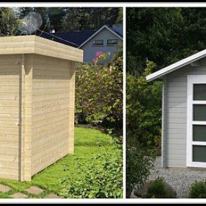 Gartenhaus Planen Und Selber Bauen
