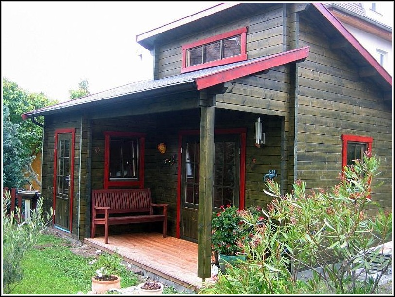 Gartenhaus Pultdach Modern - Gartenhaus : House und Dekor ...