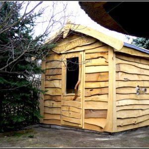 Gartenhaus Sauna Selber Bauen