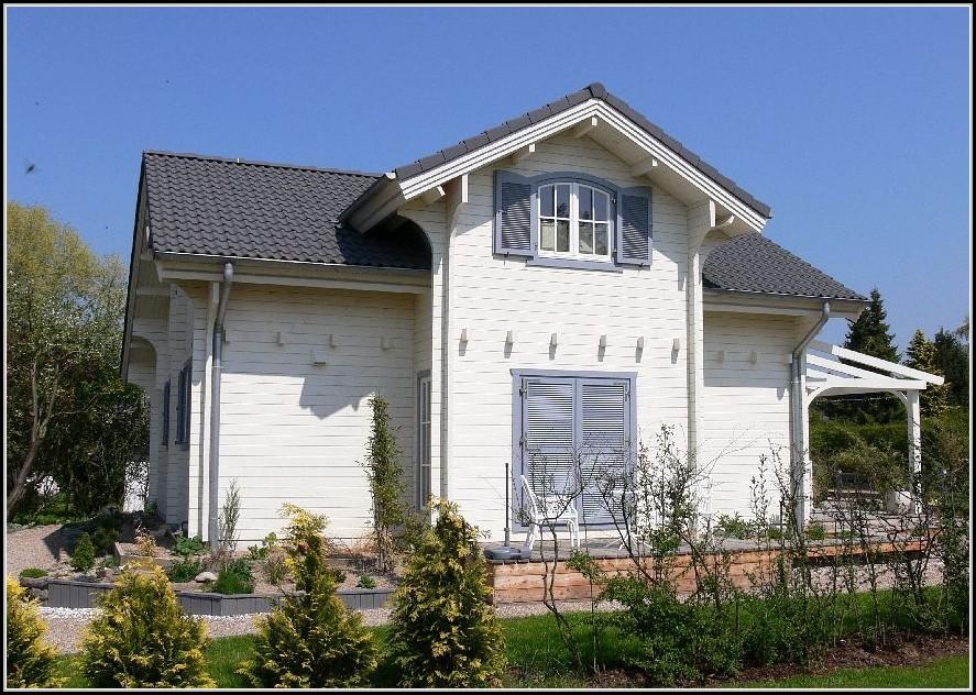 Gartenhaus Schwedischer Stil