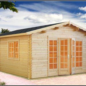 Gartenhaus Selbst Bauen Holz