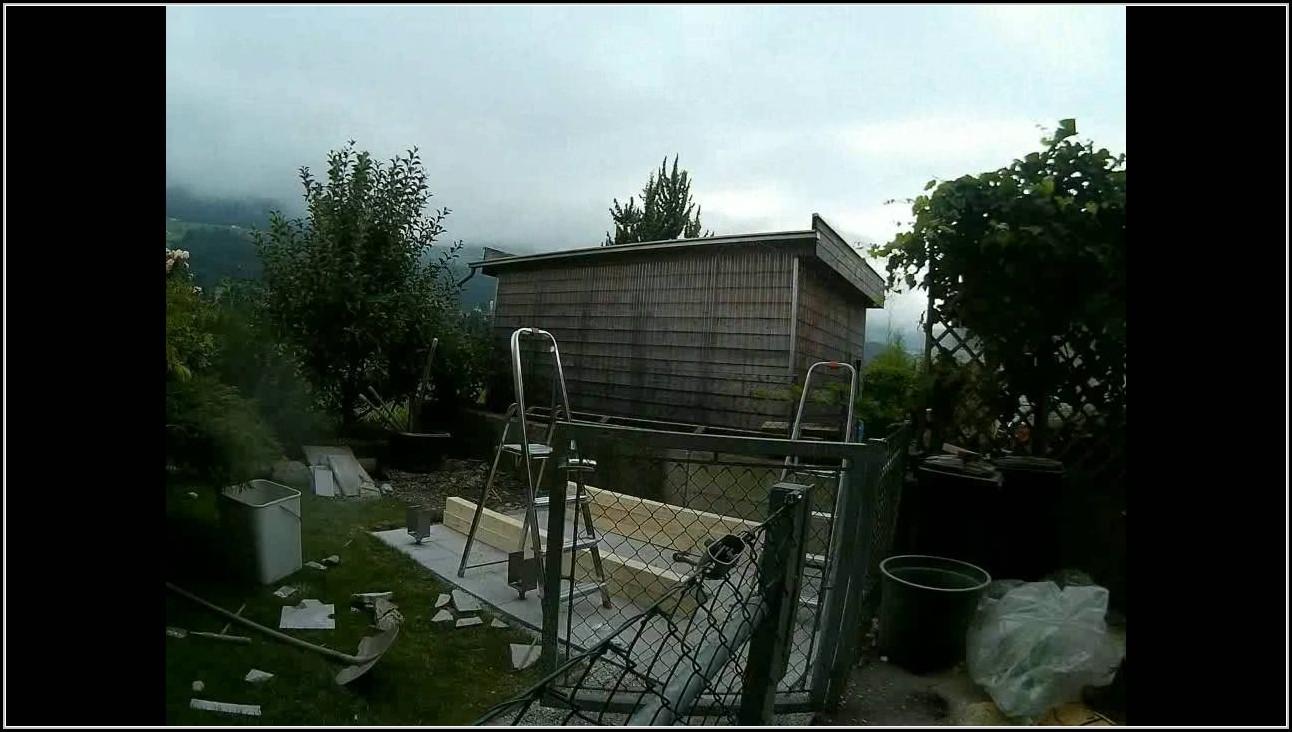 Gartenhaus Selbst Gebaut
