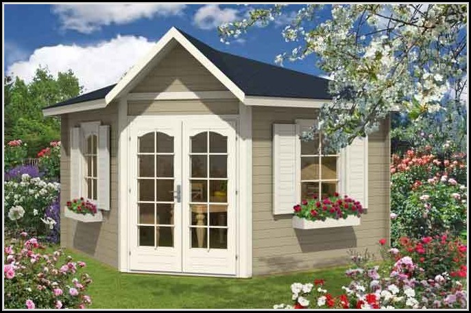 Gebrauchtes Gartenhaus Kaufen