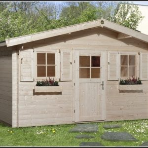 Gemauertes Gartenhaus Kosten