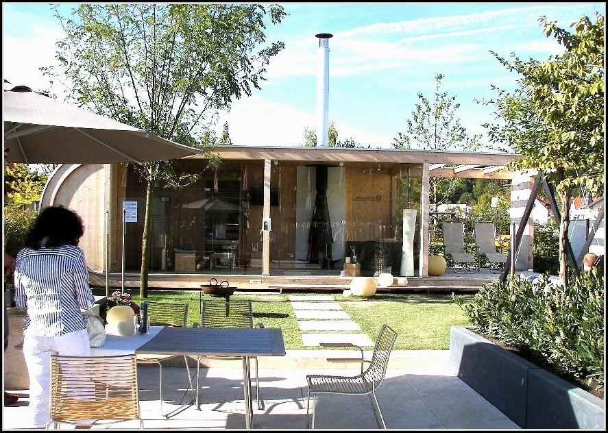 Haus Glas Gartenhaus