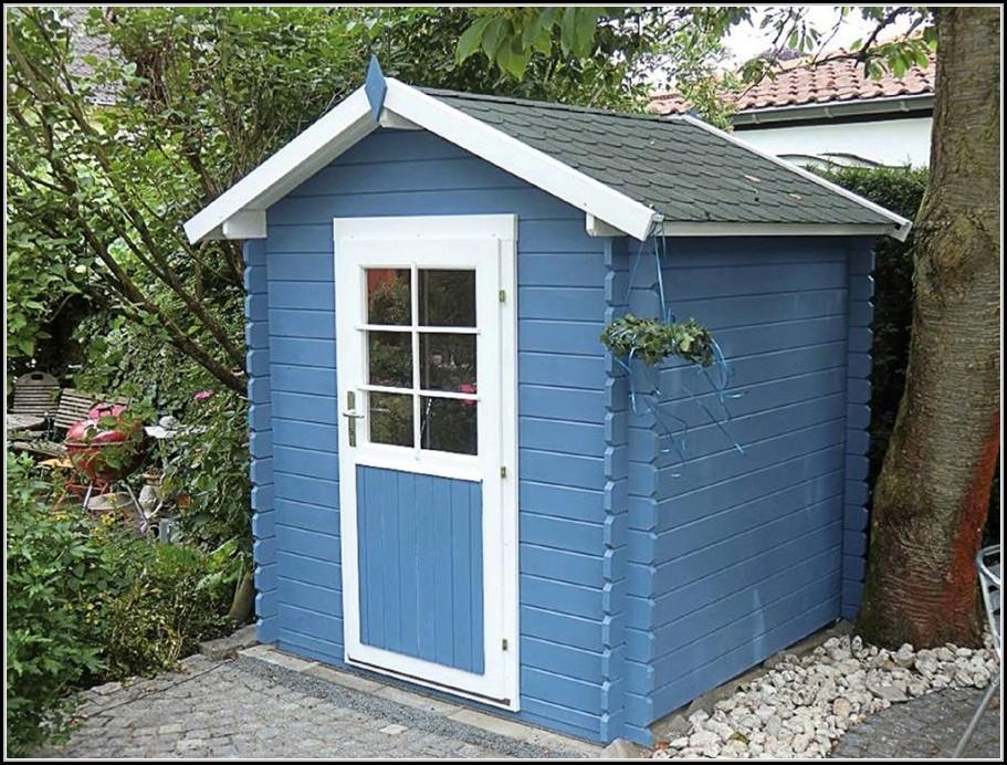 Holz Gartenhaus Abverkauf