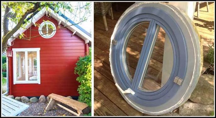 Holzfenster Gartenhaus Gebraucht