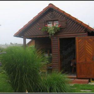Holzschutz Gartenhaus Streichen
