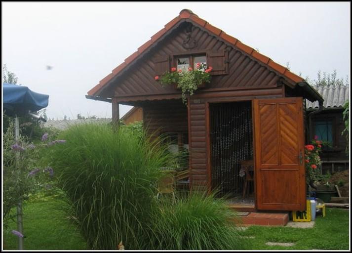 Holzschutz gartenhaus streichen gartenhaus house und - Gartenhaus shabby streichen ...