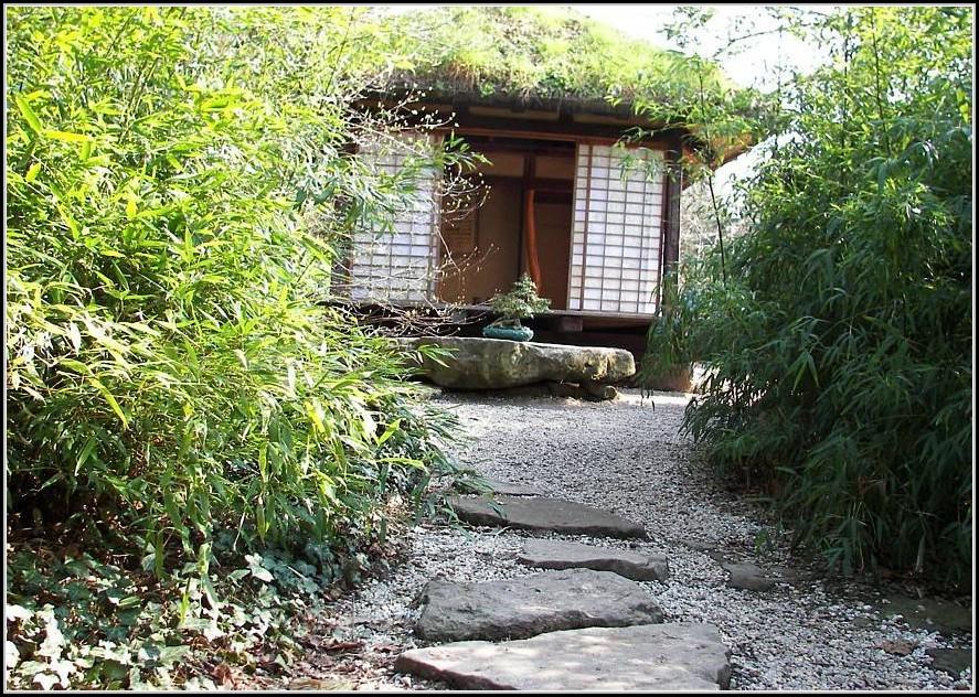 Japanisches Gartenhaus Bausatz