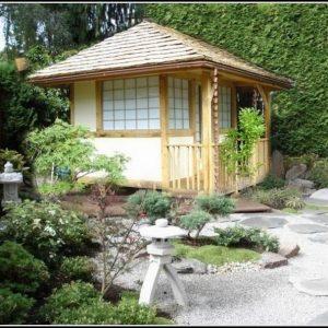 Japanisches Gartenhaus Selber Bauen