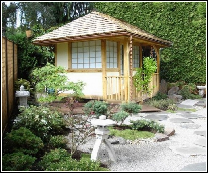 japanisches teehaus bauen home ideen. Black Bedroom Furniture Sets. Home Design Ideas