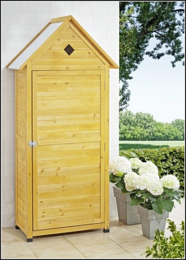 Kleines Gartenhaus Aus Blech
