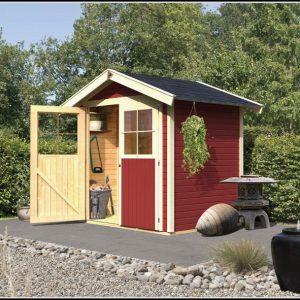 Lidl Gartenhaus Rot