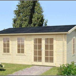 Metall Gartenhaus Aufbauen