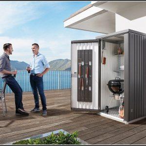 Metall Gartenhaus Biohort