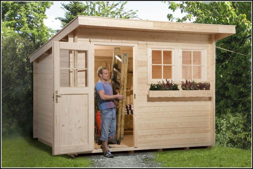 Pultdach Gartenhaus Selber Bauen Download Page
