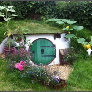 Rundes Gartenhaus Bauen