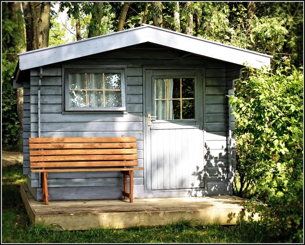Sauna Im Gartenhaus Bauen