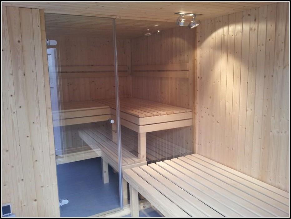 Sauna Im Gartenhaus Erlaubt