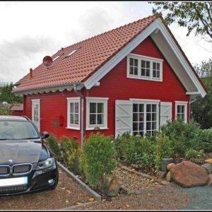 Schweden Gartenhaus Bauen