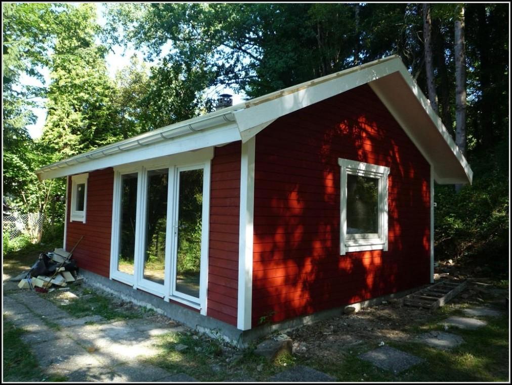 Schwedenhuser Gartenhaus