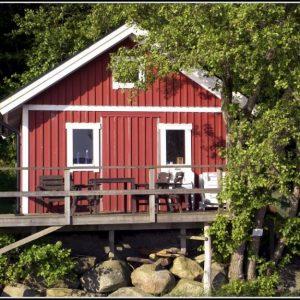Schwedisches Gartenhaus Kinder