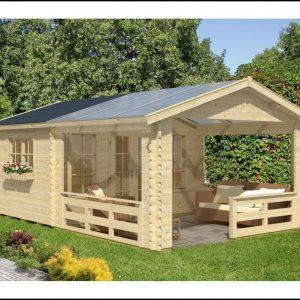 Skan Holz Gartenhaus