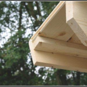 Sonderangebot Gartenhaus Holz