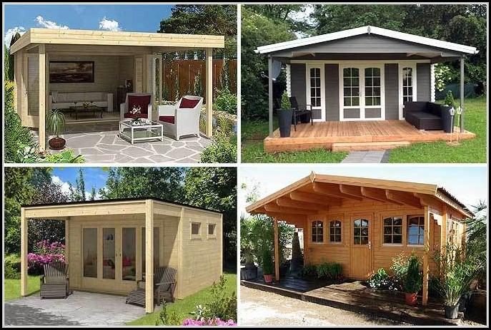 umbauter raum gartenhaus mit vordach berechnung. Black Bedroom Furniture Sets. Home Design Ideas