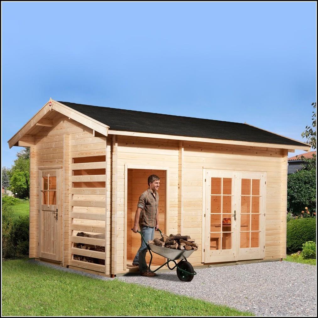 Weka Gartenhaus Online Kaufen