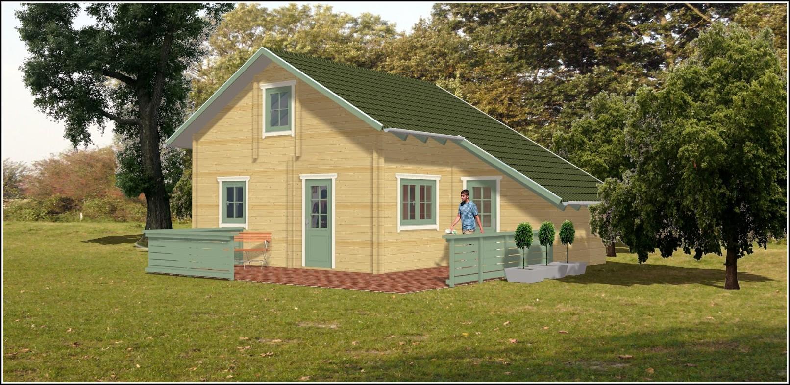 Winterfestes Gartenhaus Kaufen