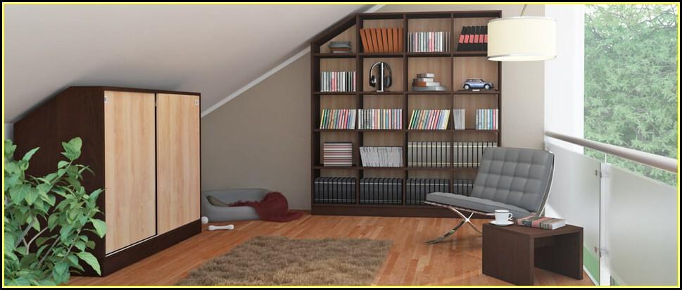 Ankleidezimmer Dachschrägen
