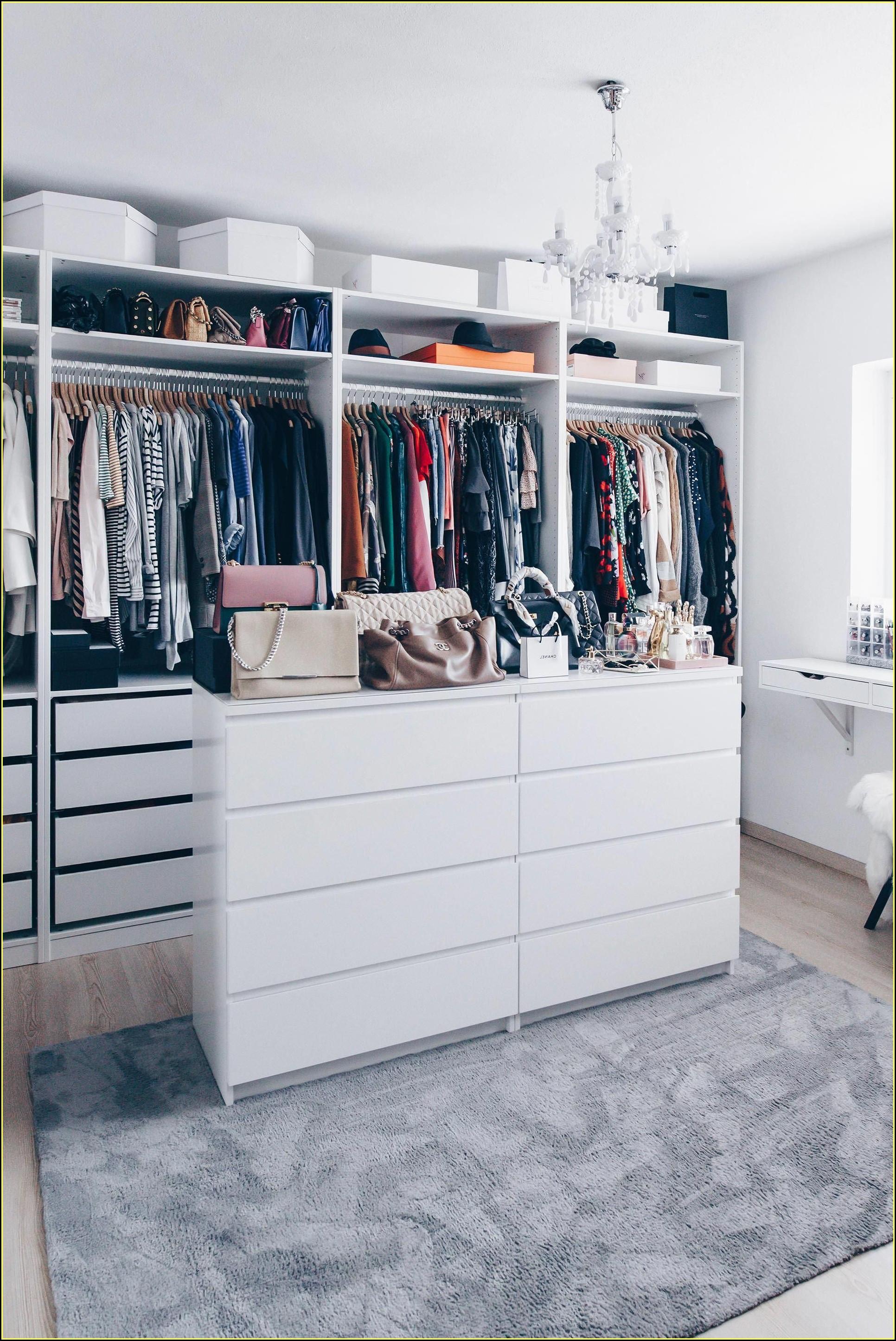 Ankleidezimmer Einrichten Ikea