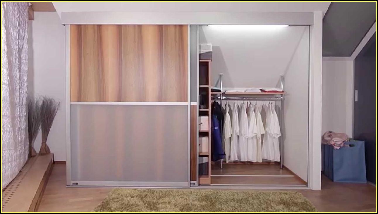 Ankleidezimmer Ikea Schräge
