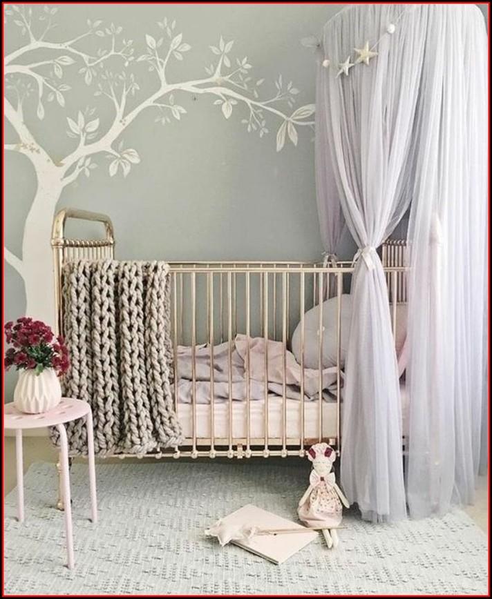 Babyzimmer Deko Wand