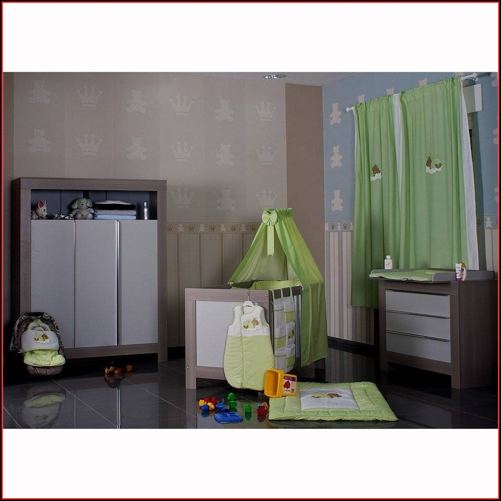Babyzimmer Felix Akaziengrau
