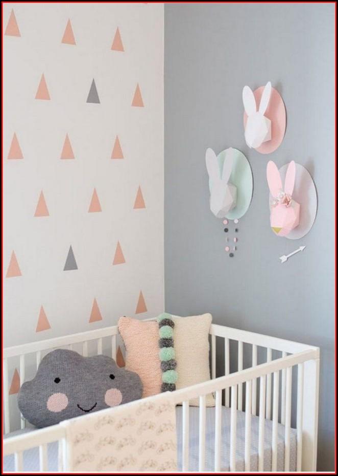 Babyzimmer Graue Wand