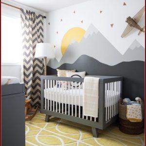 Babyzimmer In Grau