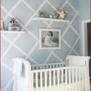 Babyzimmer Junge Streichen