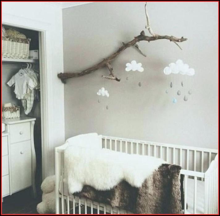 Babyzimmer Junge Wand Deko