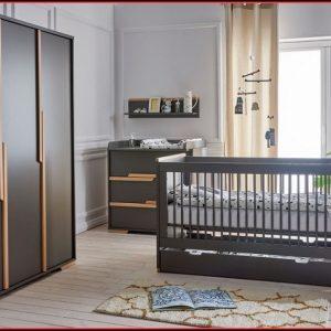 Babyzimmer Komplett Set Grau