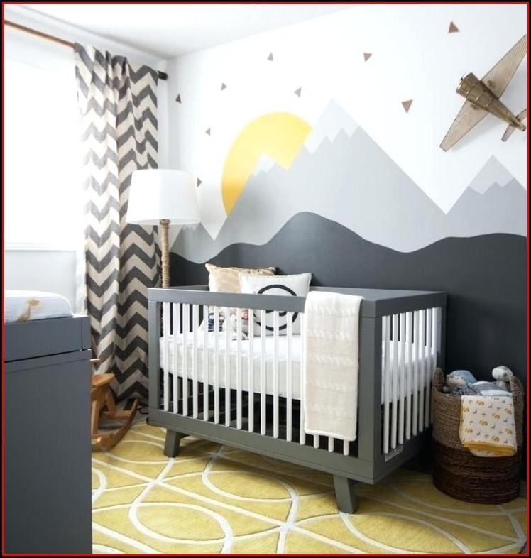 Babyzimmer Neutral Streichen