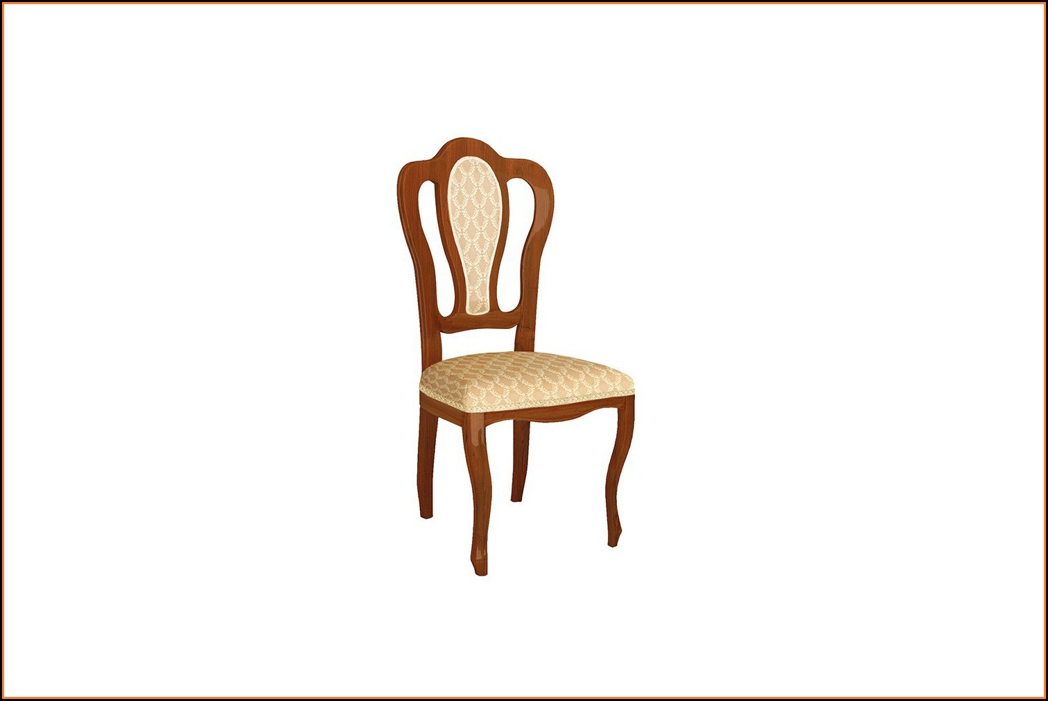 Barock Esszimmer Stuhl