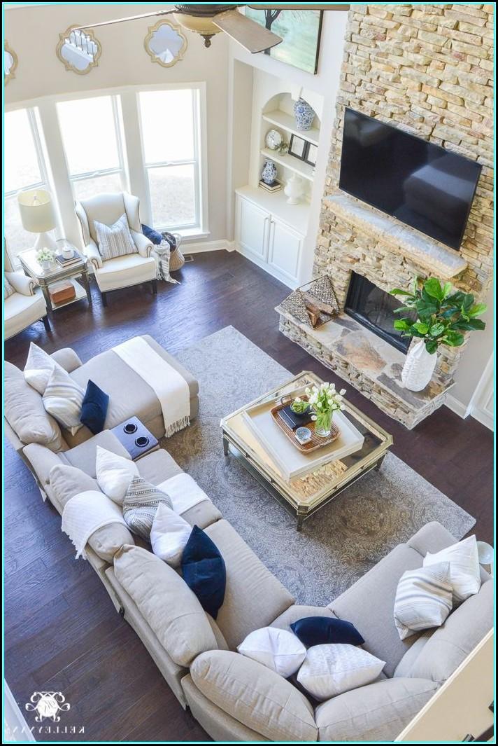 Deko Ideen Für Wohnzimmer Wand