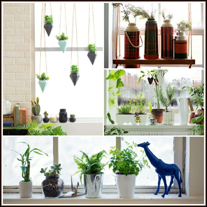 Deko Ideen Fensterbank Küche