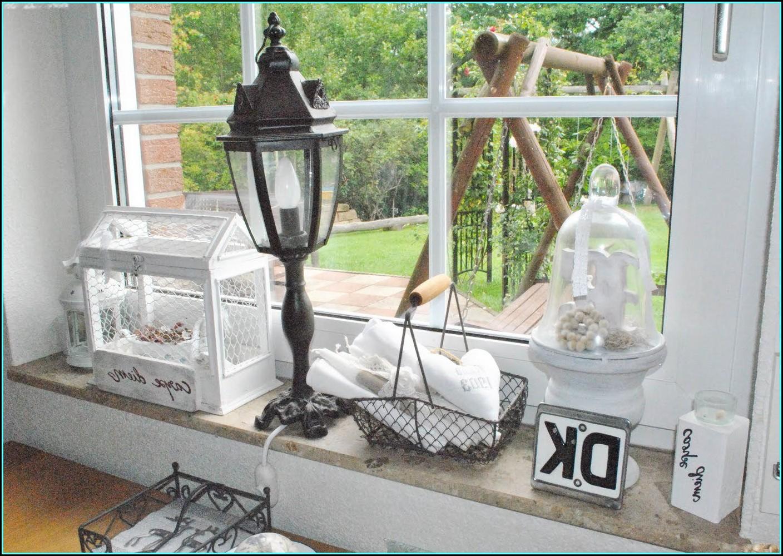 Deko Ideen Fensterbank Wohnzimmer