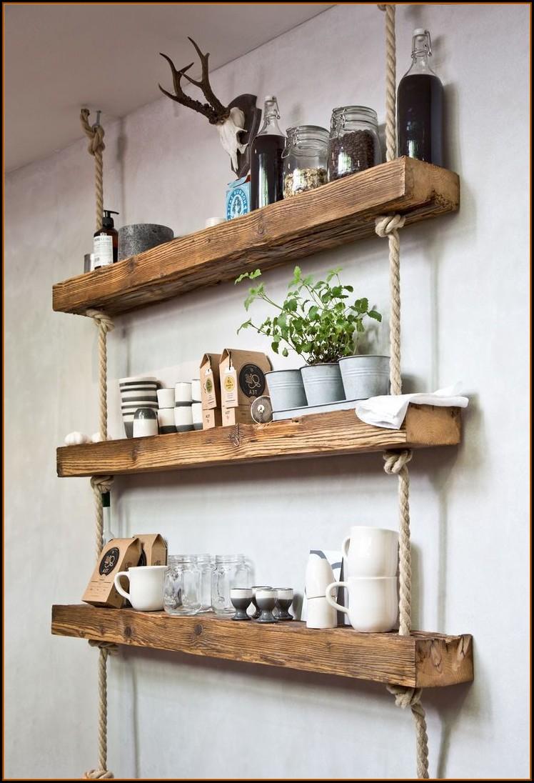 Deko Ideen Küchenregal