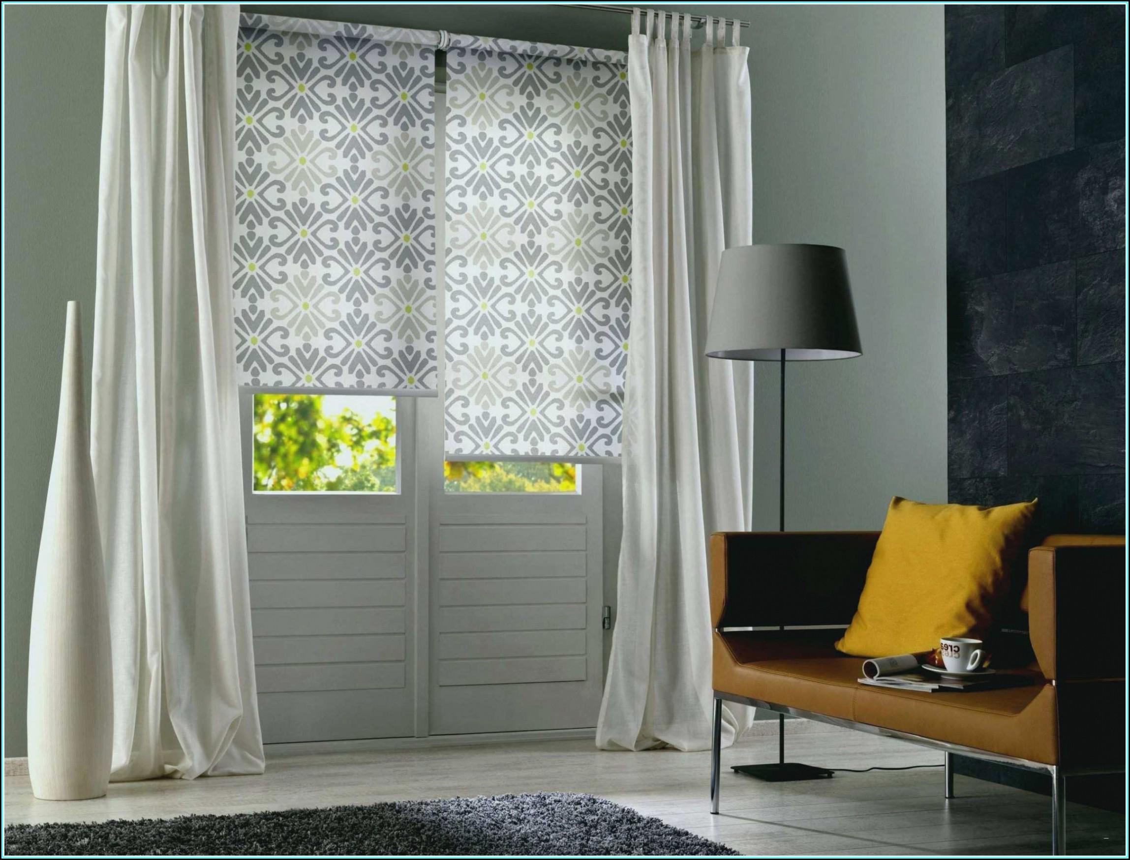 Deko Ideen Wohnzimmer Fenster